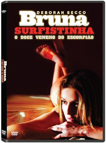 Filme DVD: BRUNA SURFISTINHA O Doce Veneno do Escorpião - NOVO! SELADO