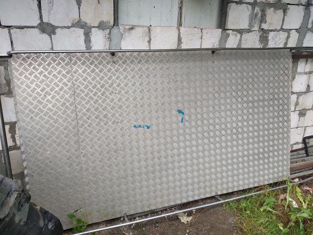 Bagażnik dachowy aluminiowy