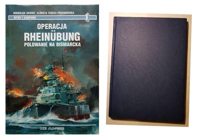 Operacja Rheinubung Polowanie na Bismarcka