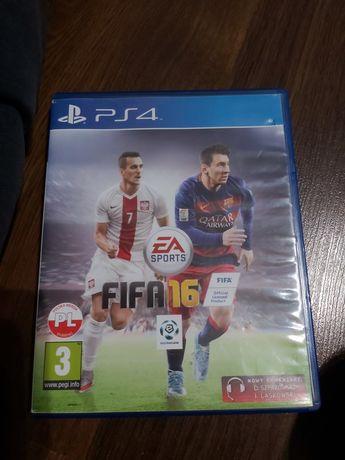 Gra FIFA 16 pl ps 4