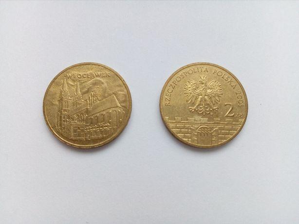 Polska 2 złote, 2005 rok - Historyczne miasta Polski - Włocławek
