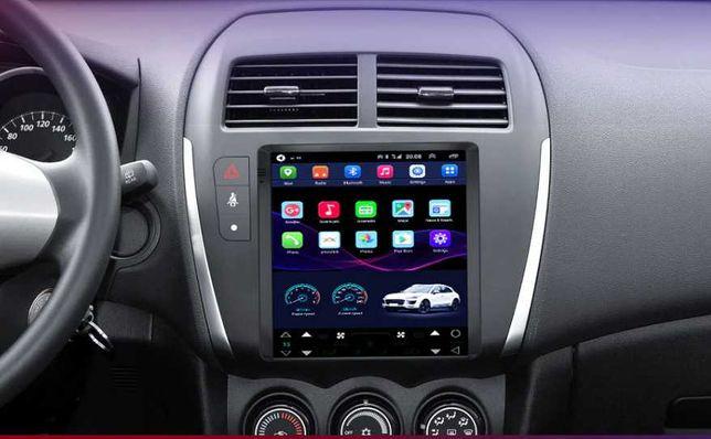 Radio nawigacja TESLA Mitsubishi ASX 2010- Android WiFi Bluetooth