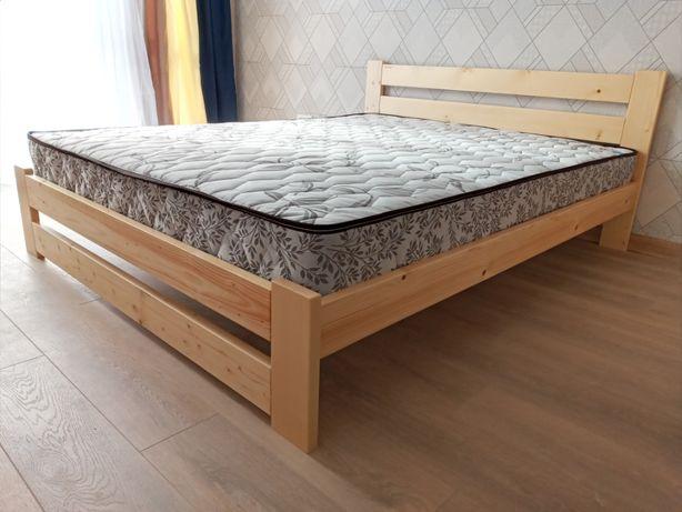 Деревяне ліжко за супер ціною, кровать розміром 160х200