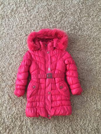 Пальто на дівчинку