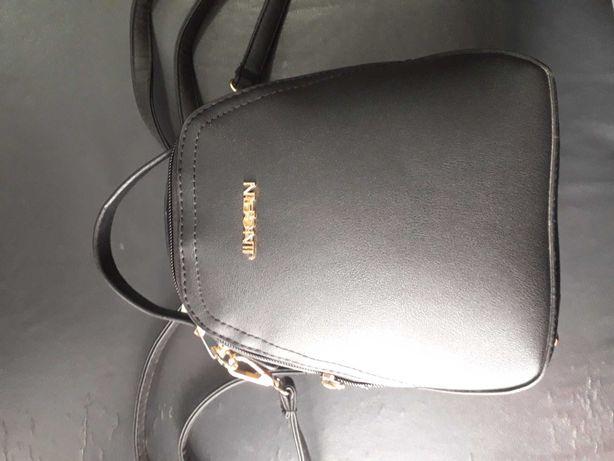 Сумка сумочка клач чорна