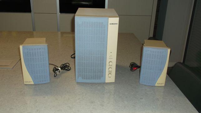 Głośniki do komputera Samsung SMS-5100 - subwoofer