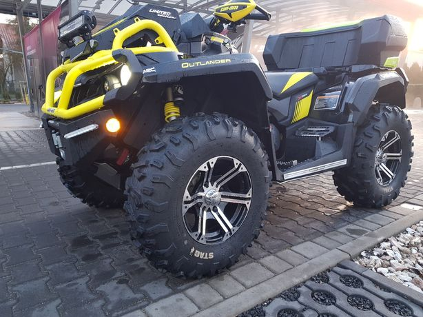 can am 1000r jak nowy