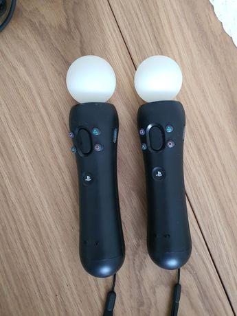 Ps4 VR Sony Move ZCM2E kontrolery ruchu jak nowe