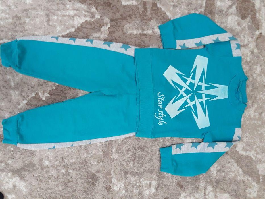 Продам костюм двунитку р.92-98 Харьков - изображение 1