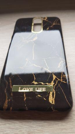 Gratis Etui Nancy Accessories Midnight Gold Huawei Mate 10 lite Grawer