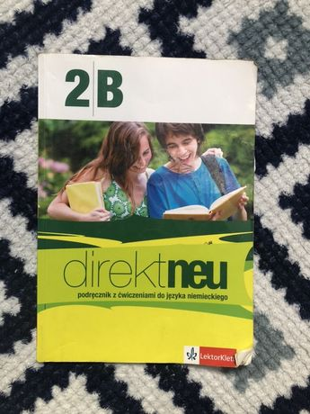 Direkt neu 2B podręcznik - LektorKlett