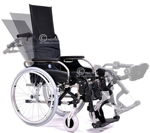 Nowy !!! Wózek inwalidzki specjalny stabilizujący  +GRATIS poduszka