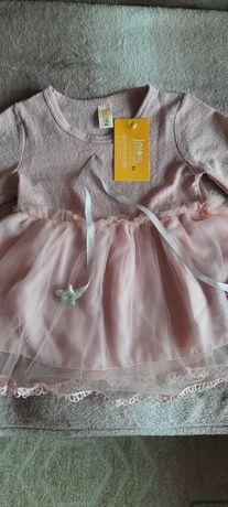 Нарядное платье для девочки. Новое красивое платье.
