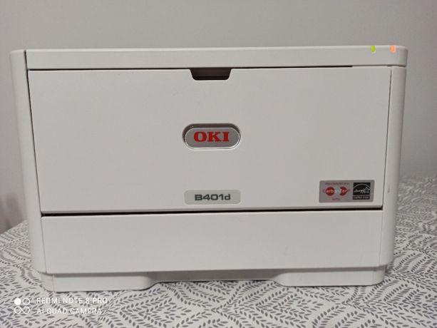 Drukarka laserowa Oki B401d