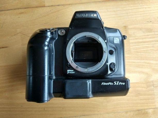 lustrzanka cyfrowa body Fujifilm S1 Pro