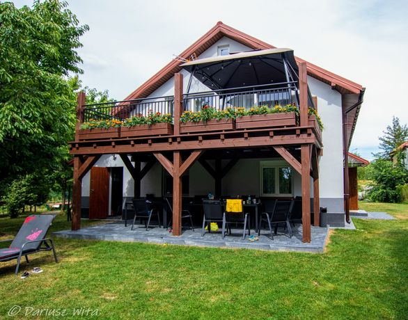Mazury Dom nad Jeziorem Łaśmiady wolne terminy bon turystyczny