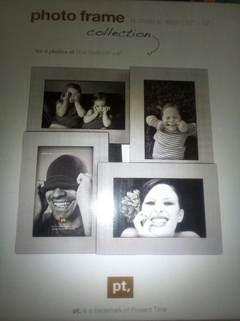 Рамка для фотографий 4 в 1. 31см на 48см