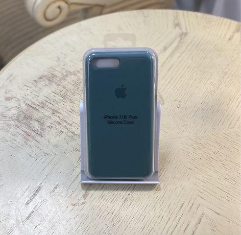 Силиконовый чехол iphone 7/8 plus