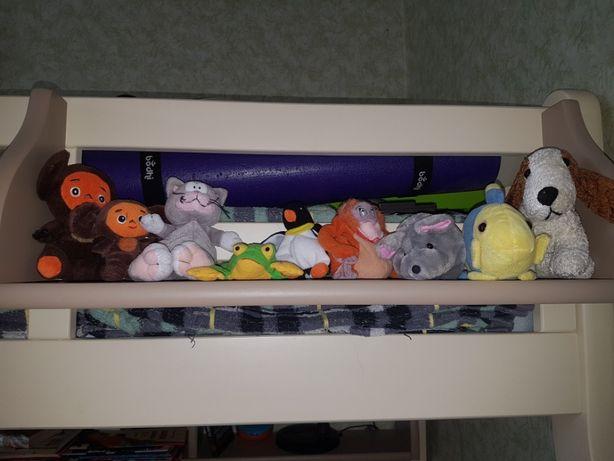 Мягкие игрушки, маленькие 10см