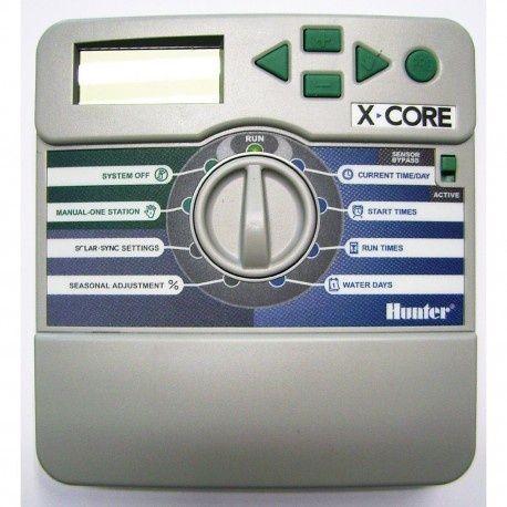 Sterownik X-Core-801-IE 8-sek.wew. HUNTER