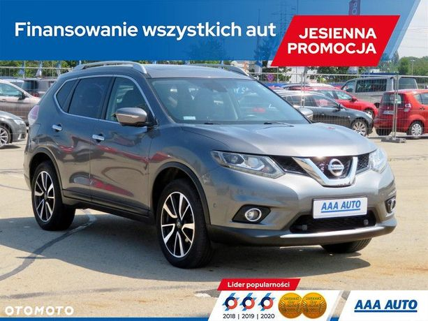 Nissan X-Trail 1.6 dCi, Salon Polska, Serwis ASO, Skóra, Navi, Klimatronic, Tempomat,