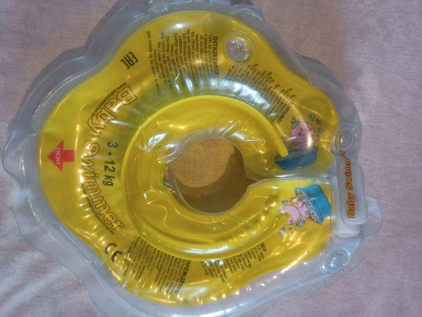 Круг для купания грудного ребенка.