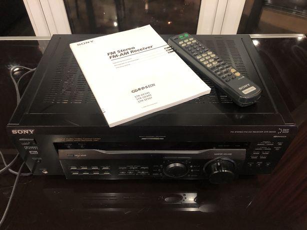 Ресивер Sony STR-DE445