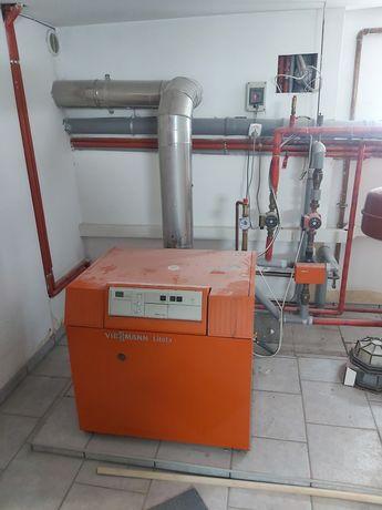 Piec gazowy Viessmann na bieżąco serwisowany
