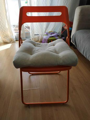Cadeira Dobrável Ikea como nova - Oportunidade