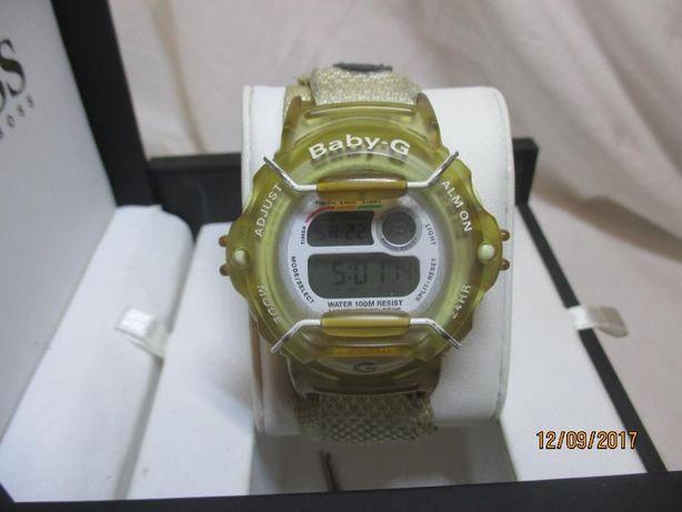 PIEKNY DAMSKI ZEGAREKcasio baby-G 2286 bg 340 g G-shock