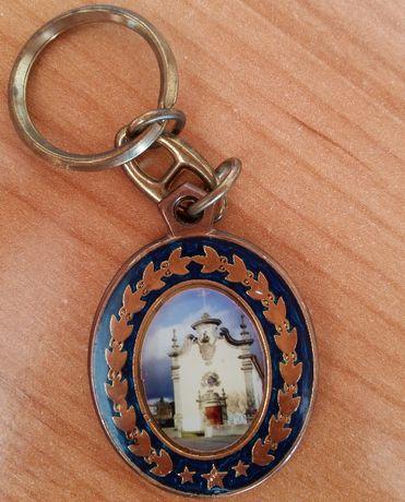 Porta-chaves religioso / Fátima