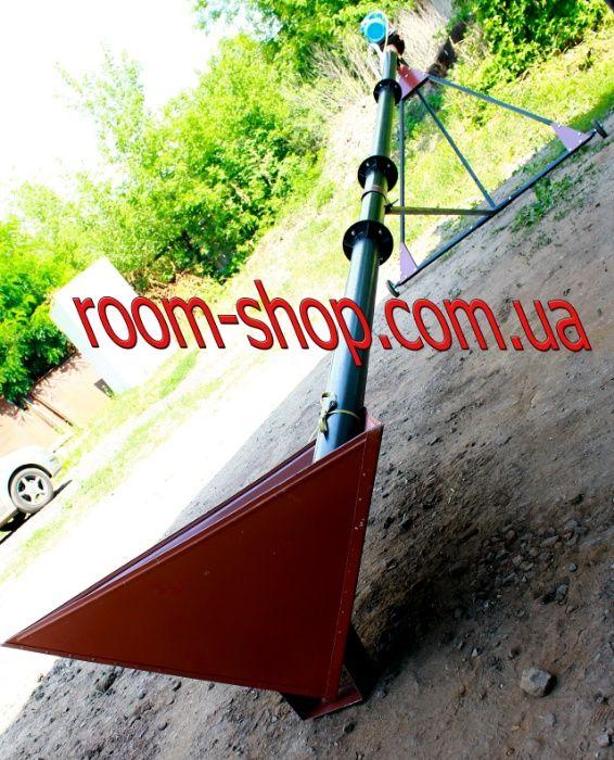 Конвейер винтовой, шнековый погрузчик, транспортер, шнек, навантажувач Одесса - изображение 1
