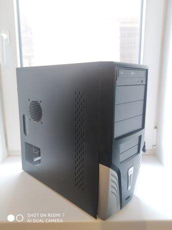 Бюджетный игр.компьютер, q6600, 4gb ram, gts 250 1gb, hdd 250GB