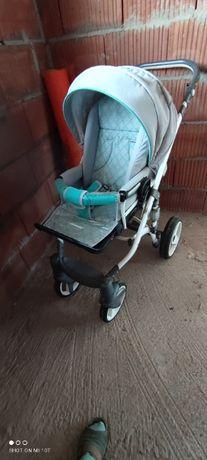 Wózek dziecięcy 2w1 Wiejar Evado