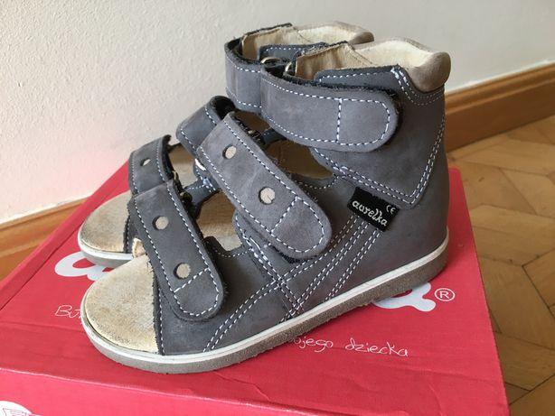 Buty obuwie sandały papcie Aurelka r. 22