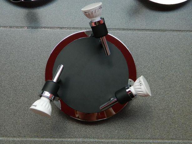 Plafon GLOBO diamondback 57600-3 oświetlenie lampa
