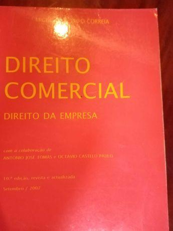 Direito Comercial - Pupo Correia