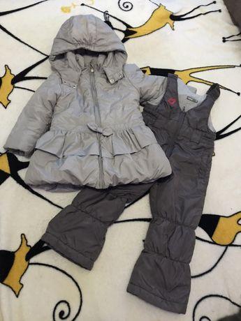 Зимняя куртка  и полукомбинезон Wojcik