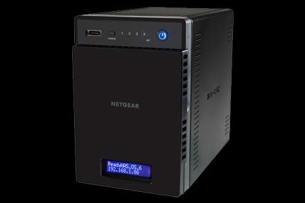 Desktop Storage Netgear ReadyNAS RN31400 4xSATA GW