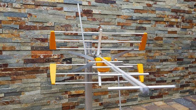 antena dvb-t TELEVES combo mux-1,2,3,8 VHF i UHF
