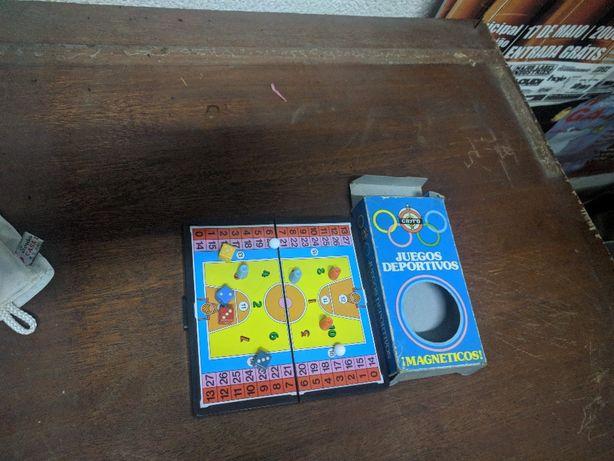 Juegos Deportivos Magneticos!
