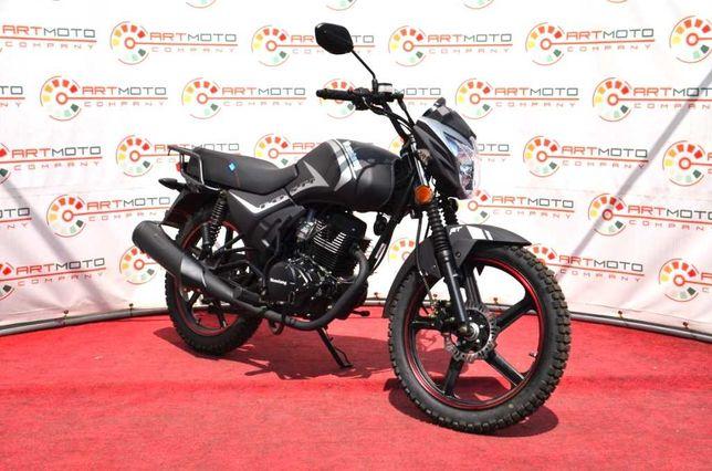 Новый мотоцикл MUSSTANG Fosti 150 ARTMOTO