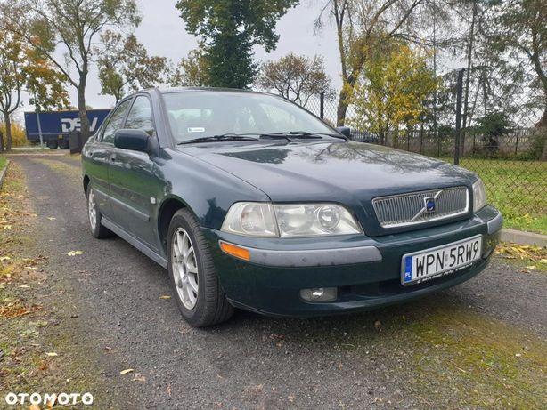 Volvo S40 Volvo S40, Benzyna Gaz, Klima, Alu,