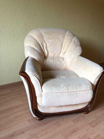 ZAREZERWOWANE Kanapa i fotel gratis
