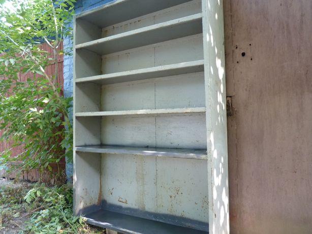 стеллаж металлический гаражный