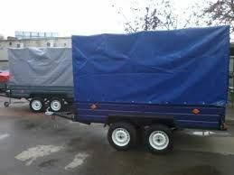"""Двухосный фургон для легкового АВТО 3800*1800*2000"