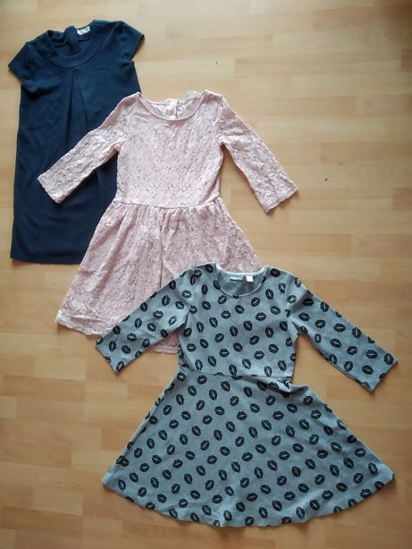 Sukienki Reserved i H &M rozmiar 152