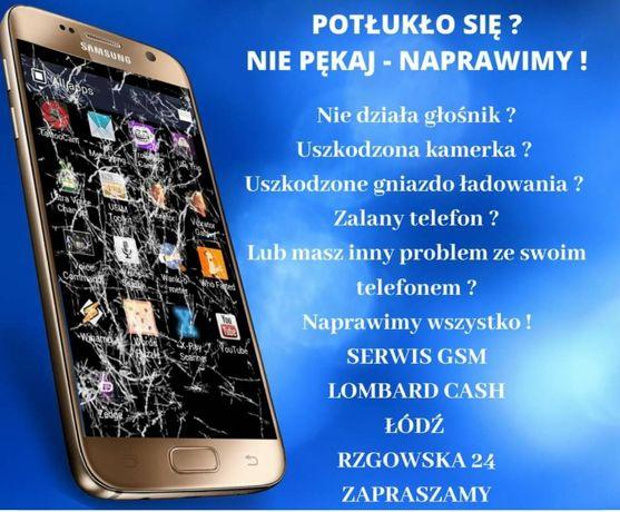 Serwis Telefonów Serwis Laptopów Serwis Gsm Pn-Pt 9-20 Łódź Rzgowska24
