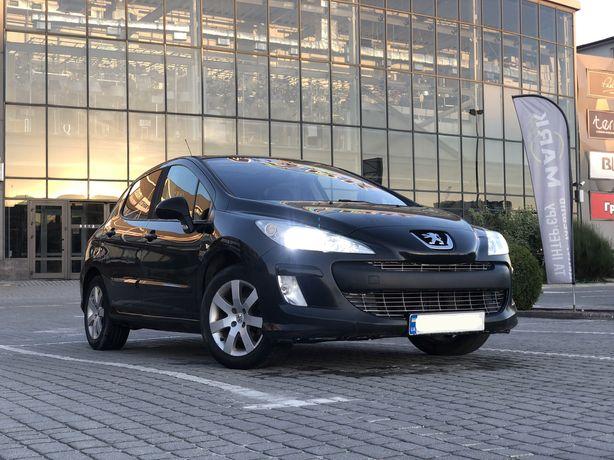 Peugeot 308 2.0 рідна фарба