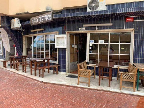 Restaurante praia da Rocha
